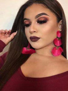 Lipstick & Eyes Makeup Ideas for 2019