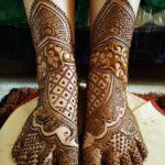 Mehndi Designs for Gorgeous Feet in 2019