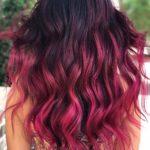 Mermaid Ombre Hair Colors for Long Hair in 2019