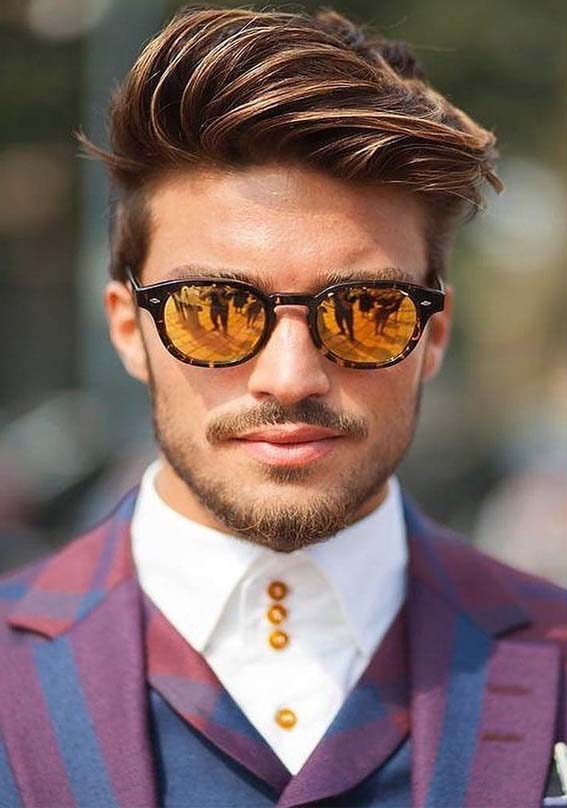 Modern Ideas Of Mens Hairstyles & Cuts for 2021