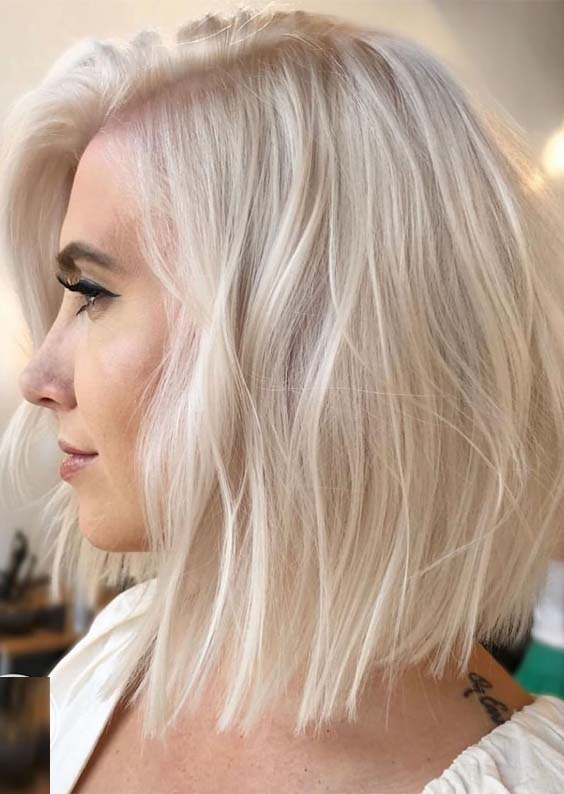 Perfect Sandy Blond Hair Color Shades for Women 2019