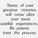 Some Of Your Great Victories
