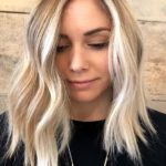 Unforgettable Blonde Lob Styles in 2019