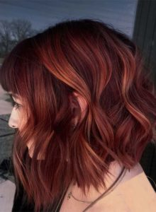 Brilliant Red Hair Colors to Wear in 2019
