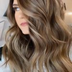 Chocolate Brown Balayage Hair Colors in 2021