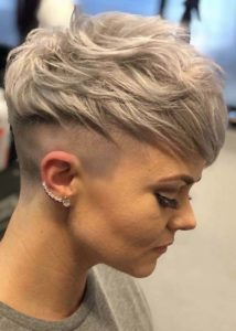 Creative Short Pixie Haircuts for Every Season in 2019