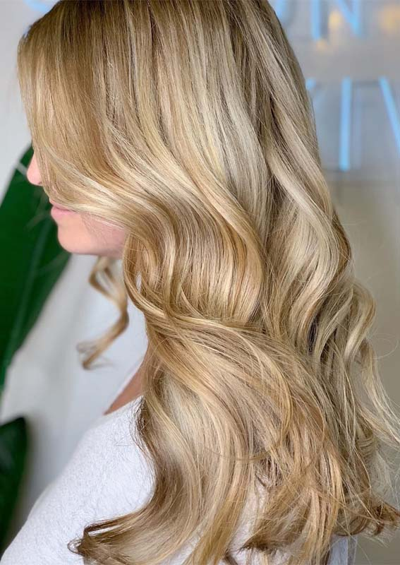 Dimensional Balayage Hairstyles & Hair Colors for 2021