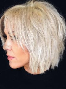 Fantastic Short Blonde Haircut Styles for 2021