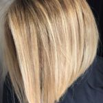 Fresh Balayage Lob Styles for 2019