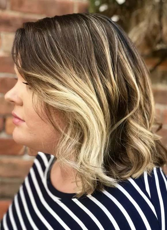 Gorgeous Brown Haircuts with Highlights You Must See in 2019