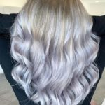 Icy Balayaged Blonde Hair Styles for 2021