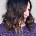 Textured Lob Haircuts for Women in 2019