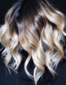Balayage Ombre Hair Coloring Ideas for 2019