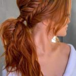 Braided Ponytail Hairstyles in 2021
