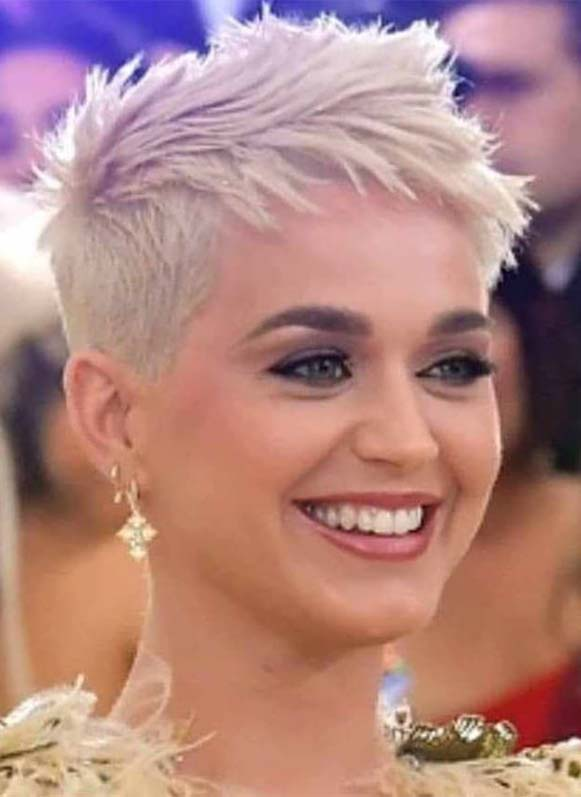 Hottest Celebrity Pixie Haircuts for Short Hair in 2021