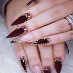 Creative Acrylic Nail Designs for 2021