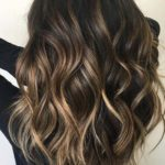 Dark Chocolate Hair Color Blends for 2019