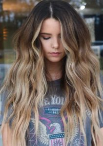 Dimensional Rooty Beach Balayage Hairstyles for 2021