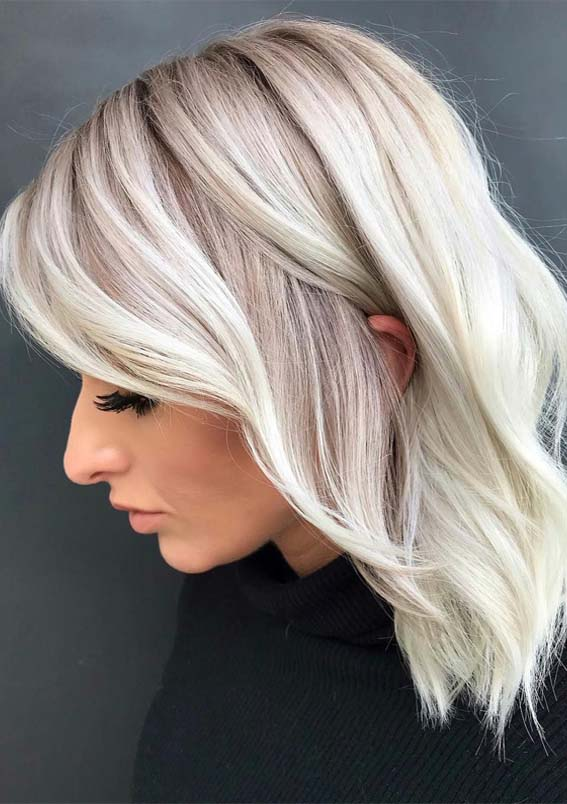 Fabulous Ideas Of Blonde Hair Color Shades For 2019