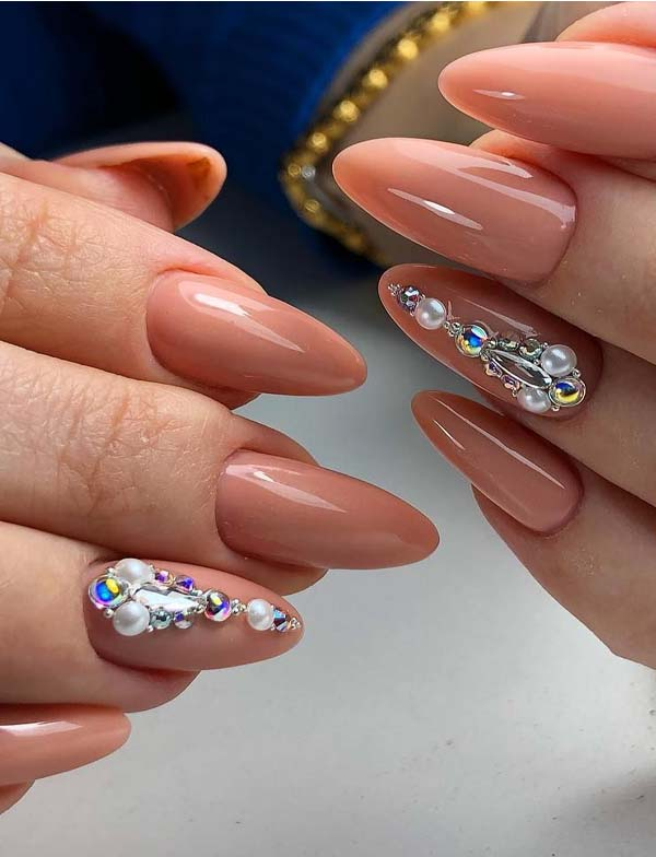 adorable Ideas Of Nail Designs for Ladies to Create in 2019