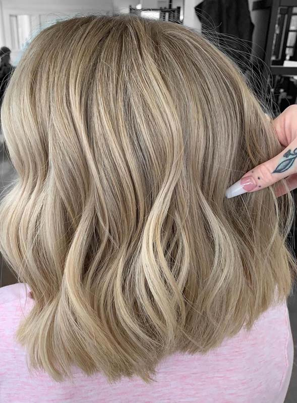 Fantastic Lob Cuts \u0026 Color Combinations You\u0027ll Love in 2019