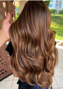 Favorite Melted Caramel Hair Color Shades in 2019