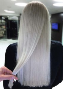 Flawless pearl blonde hair color ideas in 2021