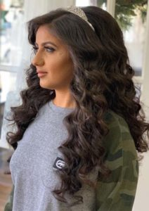 Glamorous Ideas Of Long Curly Hair Styles for 2021