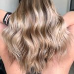 Golden Blonde Balayage Highlights for 2021