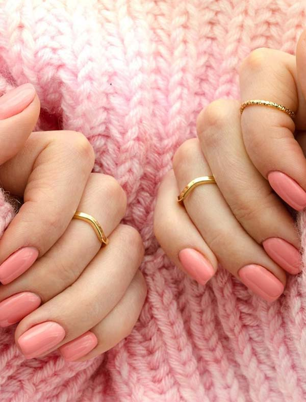 Gorgeous Pink Nail Designs You Must Wear in Year 2019
