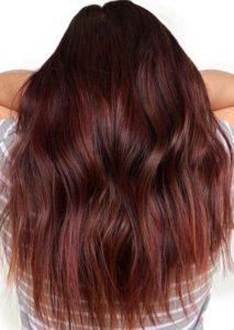 Hottest Burgundy Hair Color Ideas & Shades in 2019