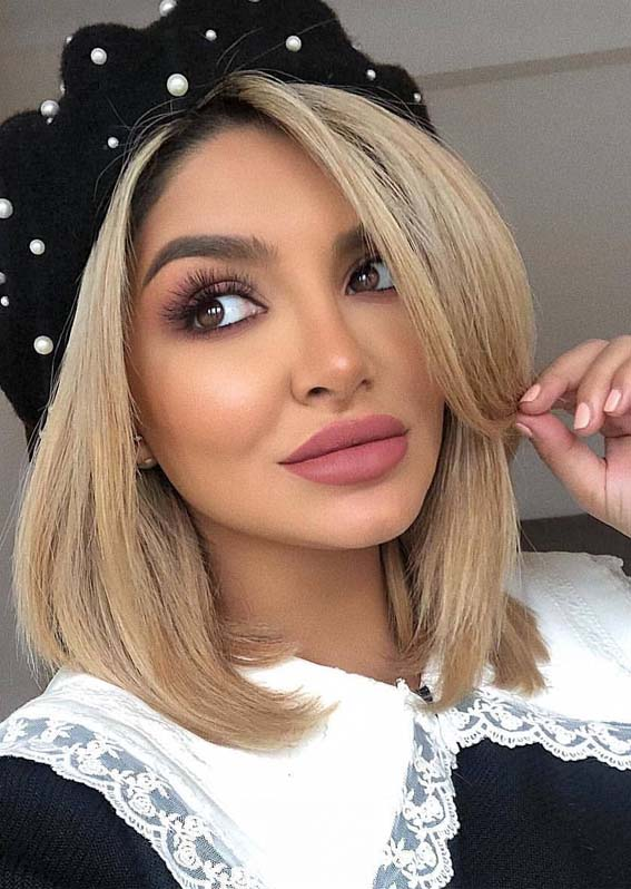 Unique Medium Length Bob Haircuts & Styles to Try in 2019