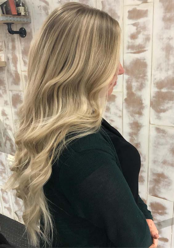 Gorgeous Natural Balayage Hair Color Ideas & Trends in 2019