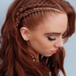 Natural Redhead Braided Hairstyles for 2021
