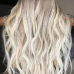 Perfect Blonde Hair Highlights for Long Waves in 2021