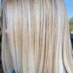Perfect blunt blonde bob haircuts for 2019