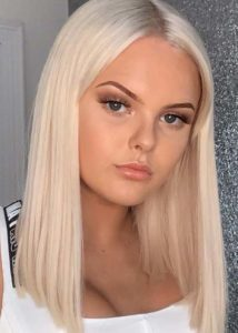 Pretty Blonde Hair Colors for Medium to Long Hair in 2019