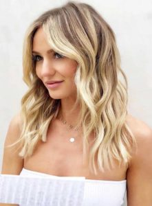 Blonde Lowlights and Highlights Hair Colors for 2019