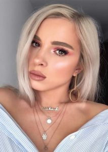 Bright Blonde Hair Color Shades for 2019