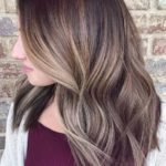 Darker Lob with Dimension of Textured Cut for 2021