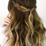 Easy Half up Twisted Braided Hairstyles for 2019