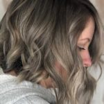 Gorgeous Smokey Silver Hair Color Ideas for 2019