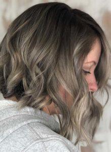 Gorgeous Smokey Silver Hair Color Ideas for 2019