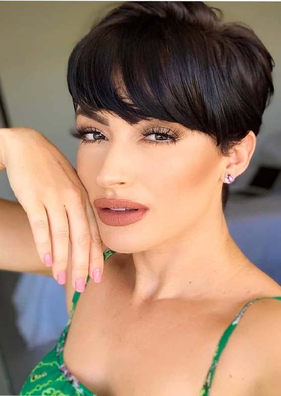 Hottest Short Haircut Styles for Girls to Wear in 2019