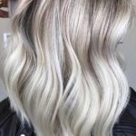 Icy Blonde Lob Styles to Follow Nowadays
