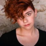 Inspirational Undercut Curly Pixie Haircuts in 2021