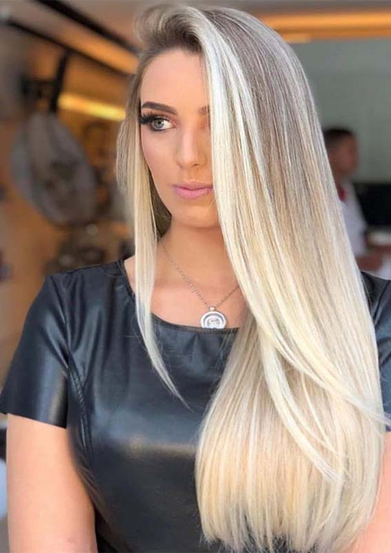 Perfect Shades Of Butter Blonde Hair Colors to Wear in 2021