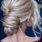 Perfect Twisted & Knotted Bun Styles for Brides in 2019