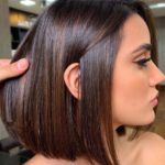 Pretty Brunette Bob Haircuts for 2021