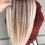 Rooted Blond Balayage Hair Colors for Long Hair in 2019